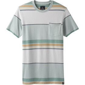 Prana Dominic Crew SS T-Shirt Men agave